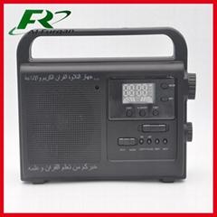 AZAN中性古兰经音响古兰经复古型收音机音箱超大喇叭古兰经音箱