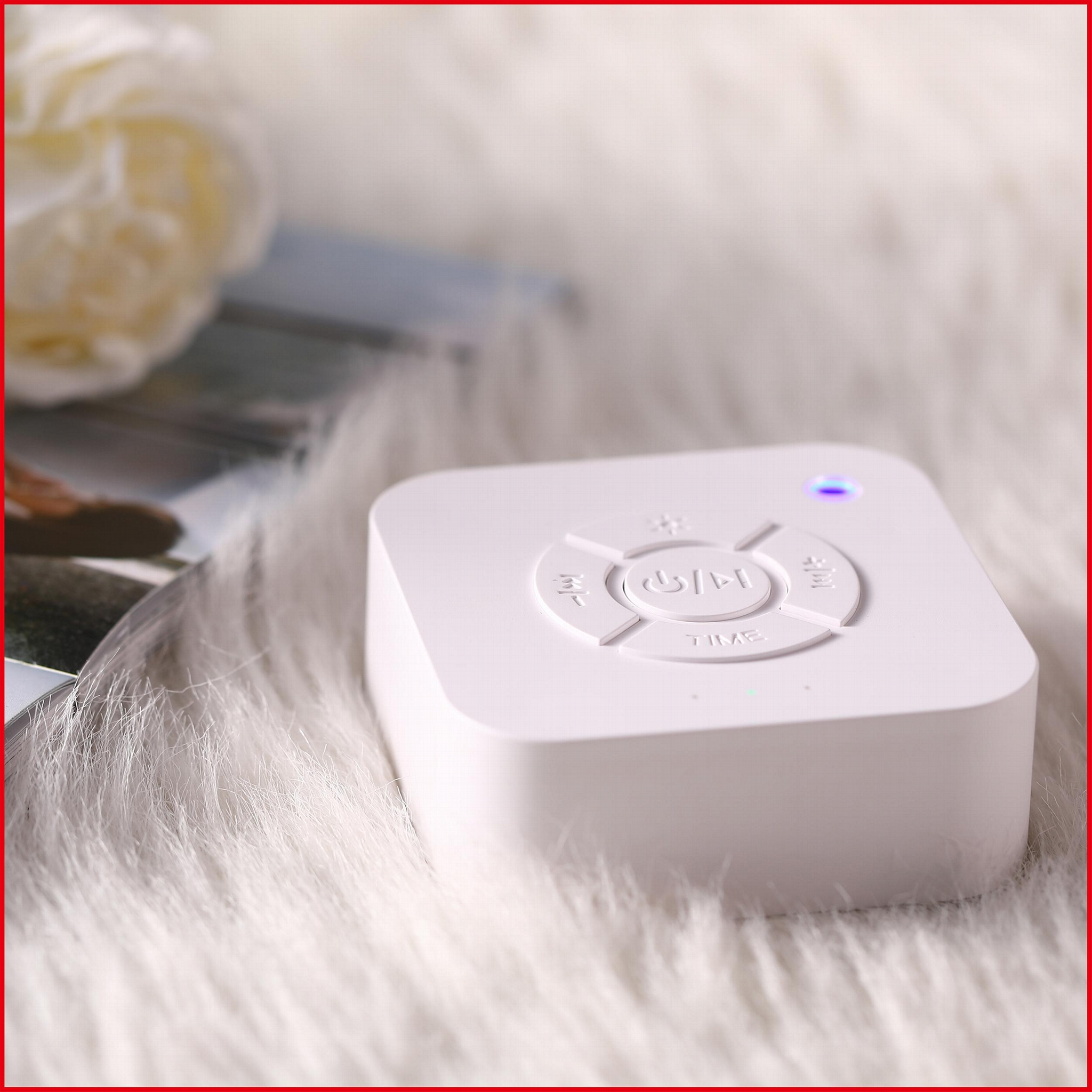 白噪音助眠仪老人助眠器婴儿睡眠安抚仪白噪音音乐助眠 3
