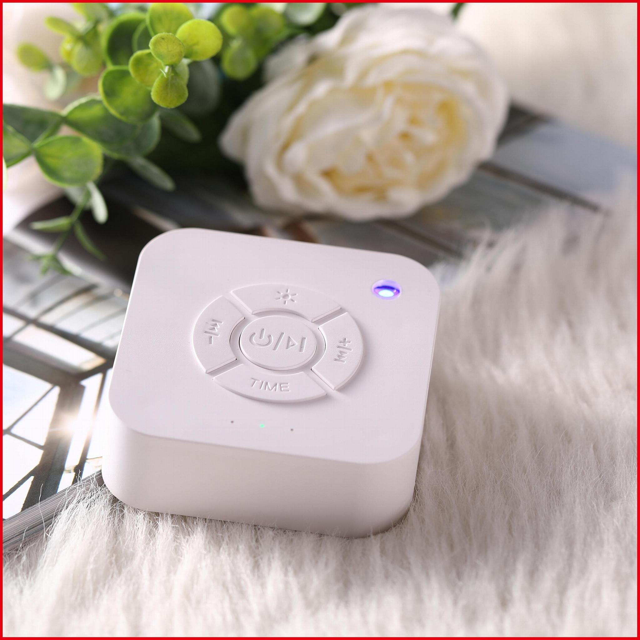 白噪音助眠仪老人助眠器婴儿睡眠安抚仪白噪音音乐助眠 5
