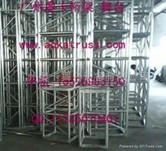 舞台背景灯光桁架