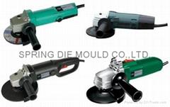 Supply die polishing machine and parts