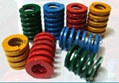 die spring,mould spring for plastic mould
