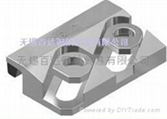 欧洲进口钢轨DIN536/DIN5901