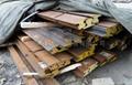 進口鋼軌軌道壓板 2