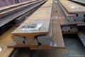 A45进口钢轨轨道压板