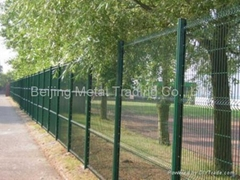 PVC Wire Mesh Panel