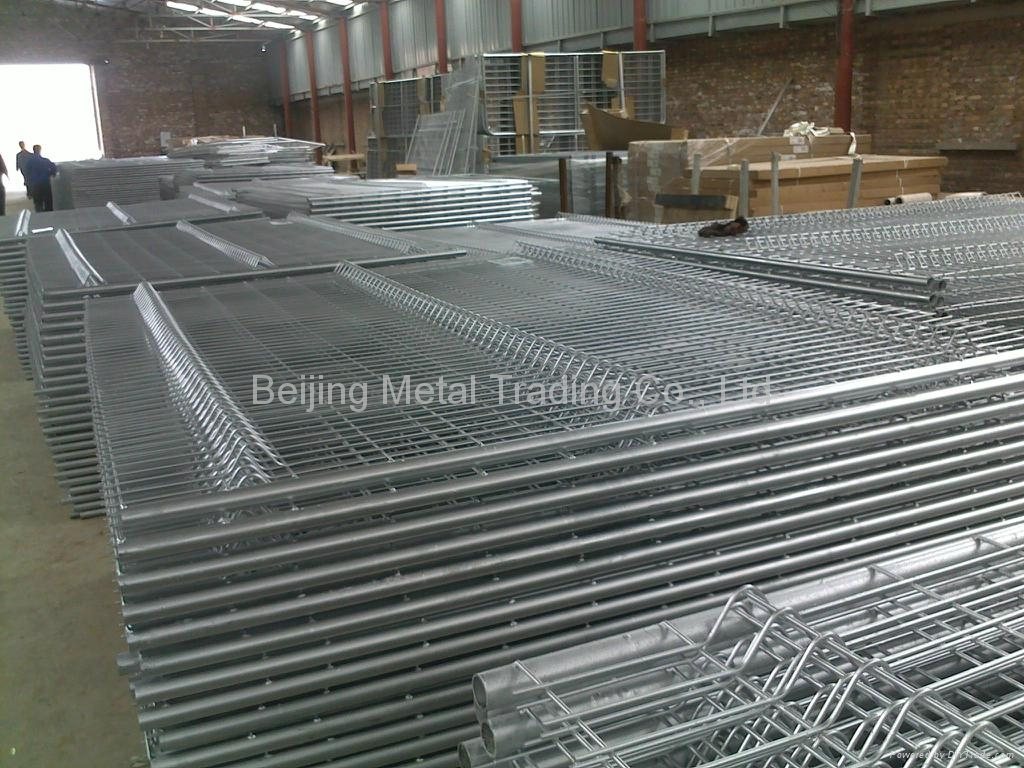 Temporary Fence Panel-Canadian Type (China Manufacturer) - Other