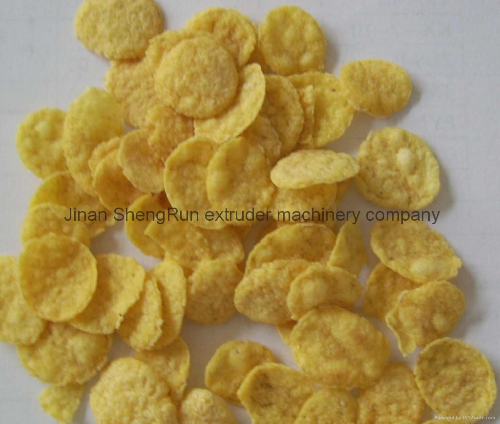 玉米片加工機械 2