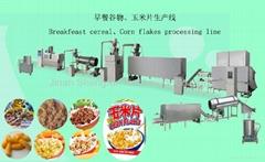 早餐玉米片加工設備