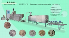 Soybean protein production line/Soya Nu
