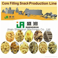 Core Filling Snack Food