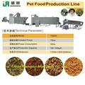 Dry Pet Food Extruder Machine Production Line - TSE65