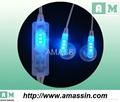 very cool led flashing earphone