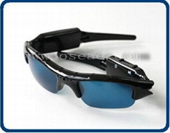 Video Camera Sunglasses