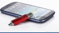 OTG usb flash drive for cell phone