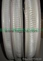 elastic staple  staple pin elastic PLASTIC FASTENER 3