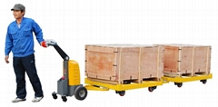 power tractor for airdrome dining cart