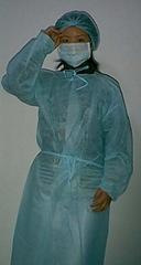 手術衣、防護服等