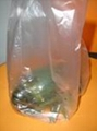Disposable HDPE Bags with many holes for