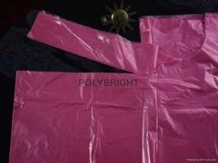 LDPE 和CPE 和PVC 理发巾