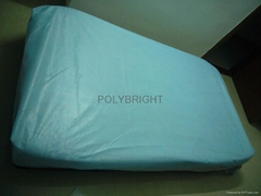 Disposable Non-woven bed sheets and bed