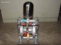 台制氣動雙隔膜泵