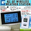 Digital Wireless Indoor Outdoor Weather Station Thermometer