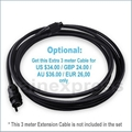 """Industrial 3.5"""" LCD Video Inspection Endoscope w/ 180° Rotation 5"""