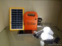 mini solar lighting kit