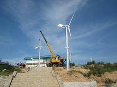 5000W wind turbine