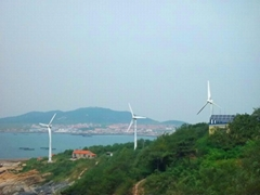 wind turbine cable tower 50KW