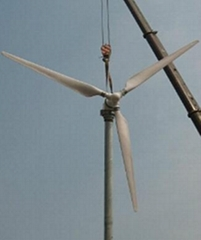 wind turbine cable tower 30KW