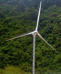 2014 new type wind turbine 20kw pitch controlled