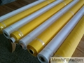Monofilament polyester screen printing