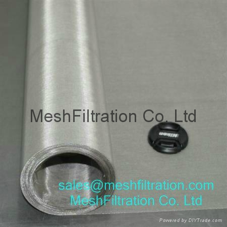 Stainless Steel Printing Screen Mesh 2