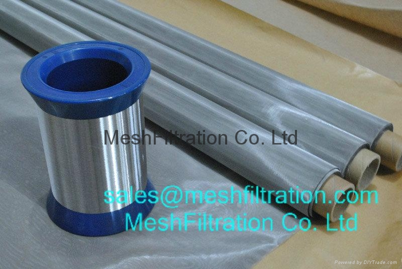 Stainless Steel Printing Screen Mesh 3