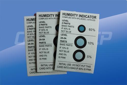 湿度指示标签 1