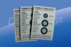 湿度指示标签