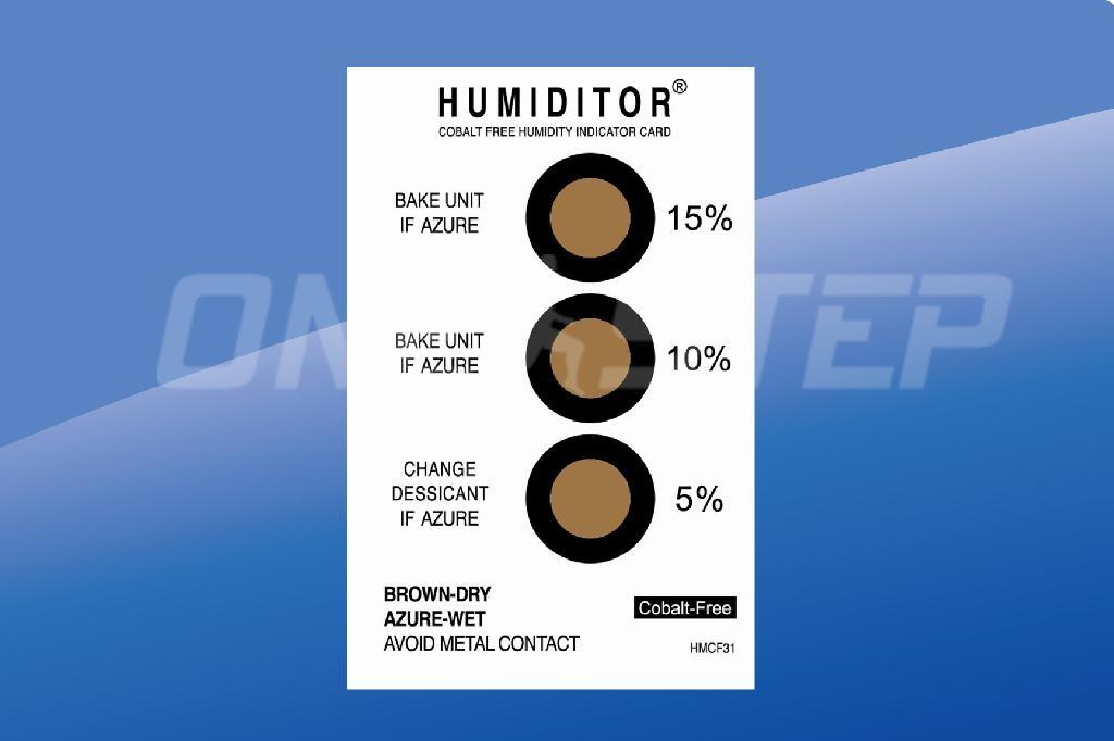 湿度指示标签 3
