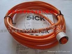 施克SICK电缆线DOL-1204-G02M