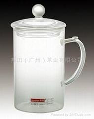 廣州邦田綠茶杯,紅茶杯,花茶杯,杯子
