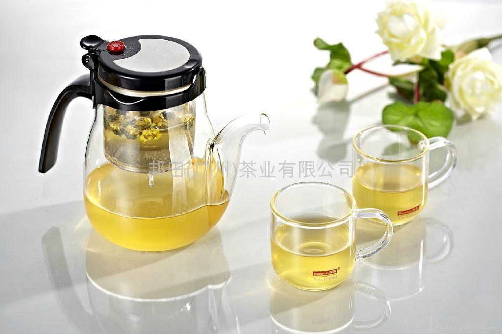 Glass teapot 2