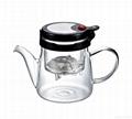 Glass teapots 2