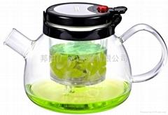 galss teapot