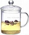 glass tea cup 2