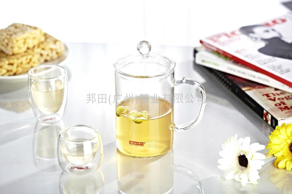 邦田綠茶杯批發 3