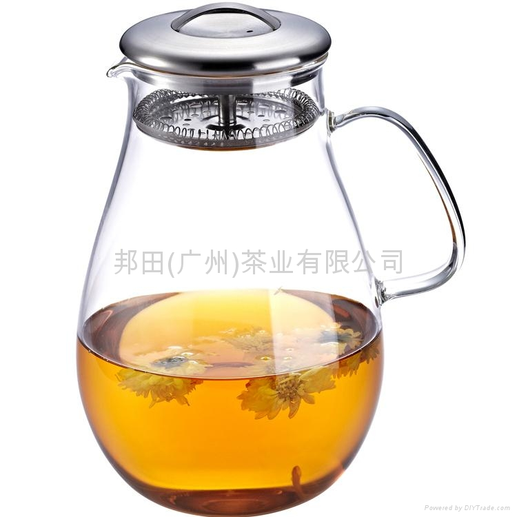 glass tea pot 1