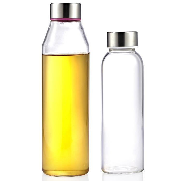 Glass bottles & \Travel Presses 2