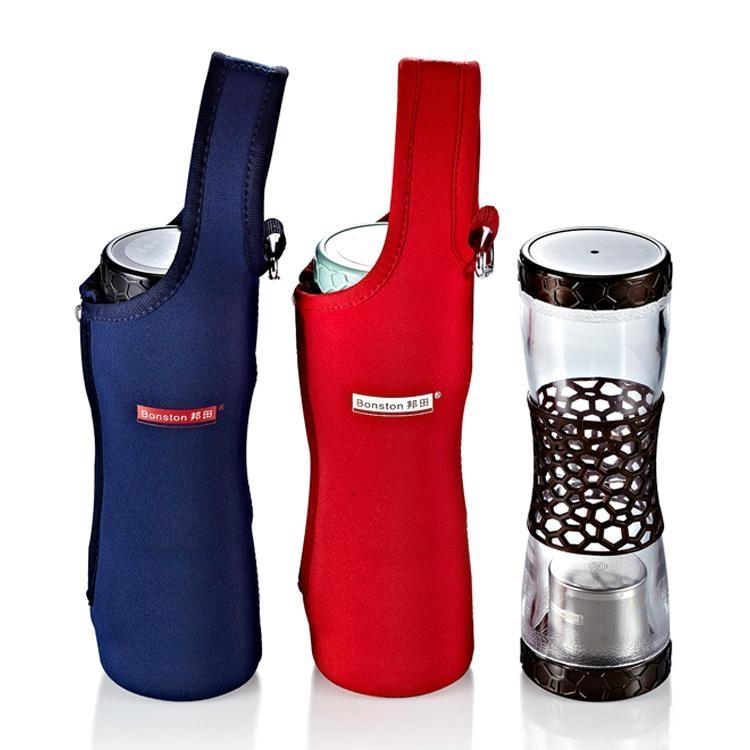 Glass bottles & \Travel Presses 6