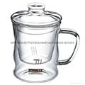 玻璃茶壶 玻璃三件套杯